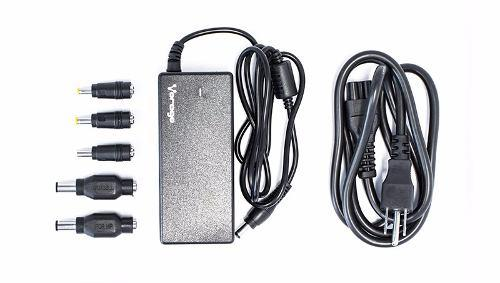 Vorago Cargador Universal Para Laptop 5 Puntas Au-403