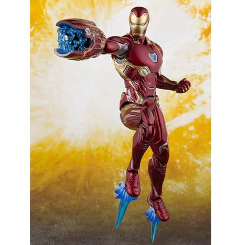 Figura Iron Man, Maravilla 16cm.