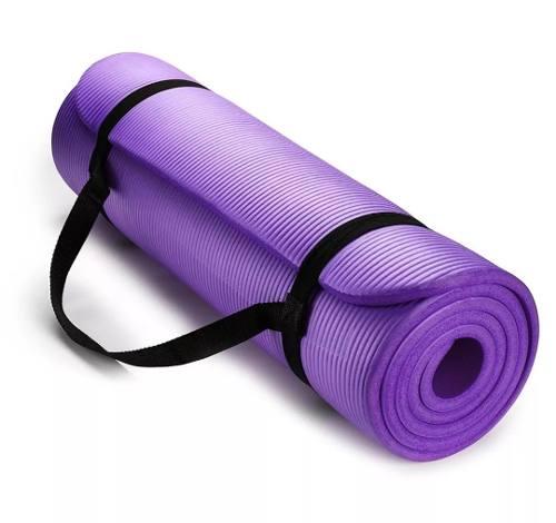 Tapete De Yoga Aerobics Gimnacia Grueso Buena Calidad