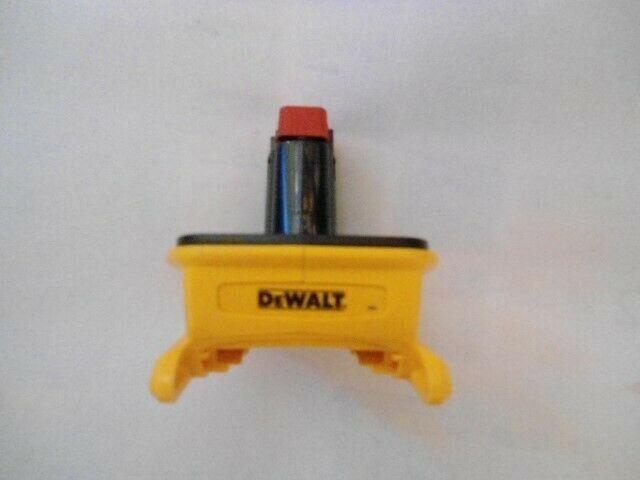 Adaptador d batería Dewalt p/herramientas d 18V,