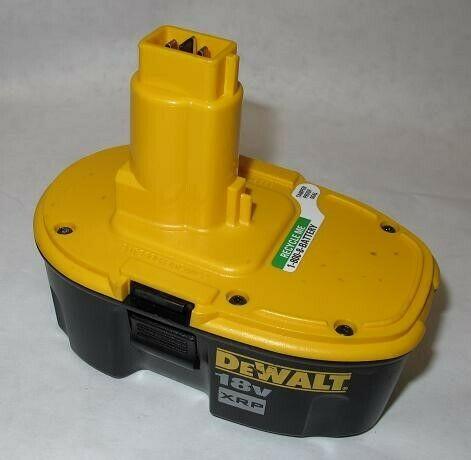 Bateria para herramientas de 18 V DEWALT Nueva