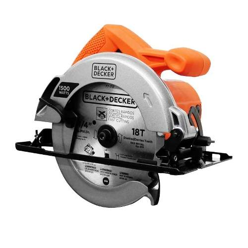 Black & Decker Cs-b3 Sierra Circular, w.,