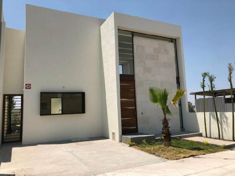 Casa en Venta de 1 Planta en Lomas de Juriquilla
