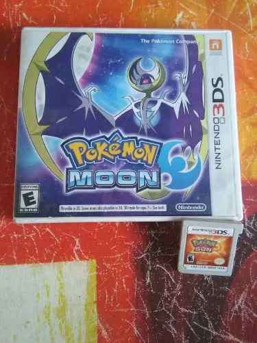Combo Juegos Pokemon 3ds