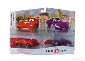 Disney Infinity Juego Set Pack - Coches