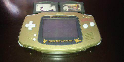 Game Boy Advance Con 2 Juegos Spiderman Y Spyro