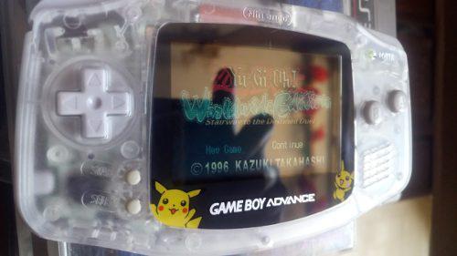 Game Boy Advance Pokémon Cristal