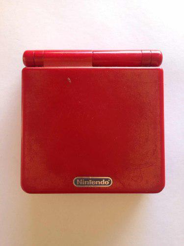Game Boy Advance Sp Con Juego 162 En 1