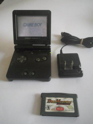 Game Boy Advance Sp Una Luz Detalle Remato