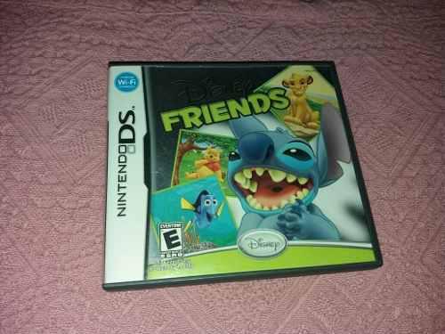 Juego Nintendo 3ds Friends