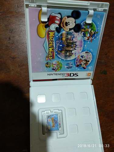 Juego Nintendo 3ds Magical World