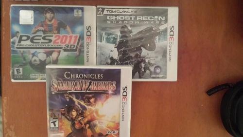 Juegos 3ds Nuevos Y Sellados