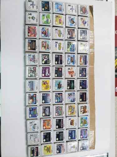 Juegos Para Nintendo 3ds 450 Cada Uno Zelda Mario Kirby Fifa
