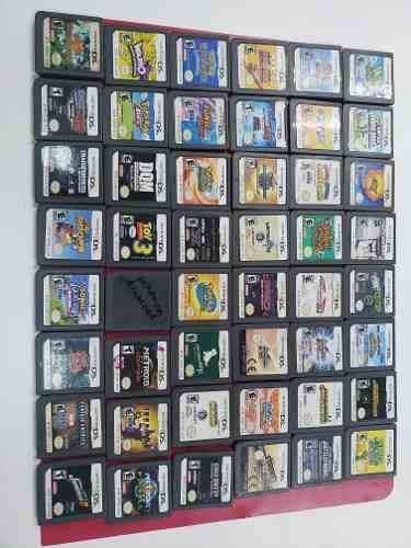 Juegos Para Nintendo Ds 250 Pesos Cada Juego Mario Dk Yoshi