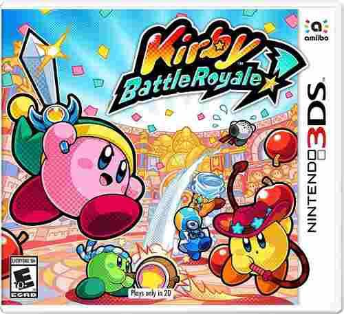 Kirby Battle Royale Nintendo 3ds Nuevo Y Sellado