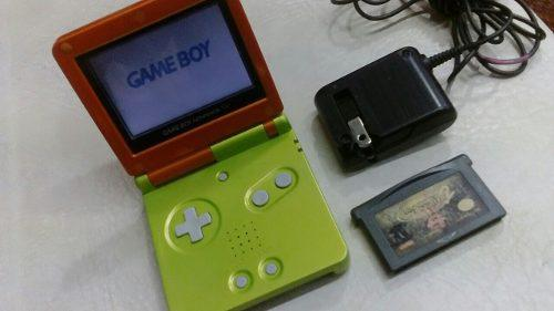 Nintendo Game Boy Advance Sp Edicion Shrek