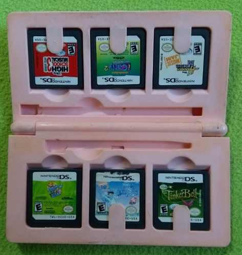 Pack Juegos Para Niñas Nintendo Ds, 3ds.