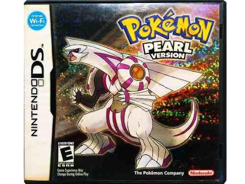 Pokemon Pearl + 493 Pokes Shinys - Nintendo Ds 2ds & 3ds