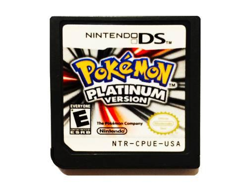 Pokemon Platinum + 493 Pokes Shinys - Nintendo Ds 2ds & 3ds
