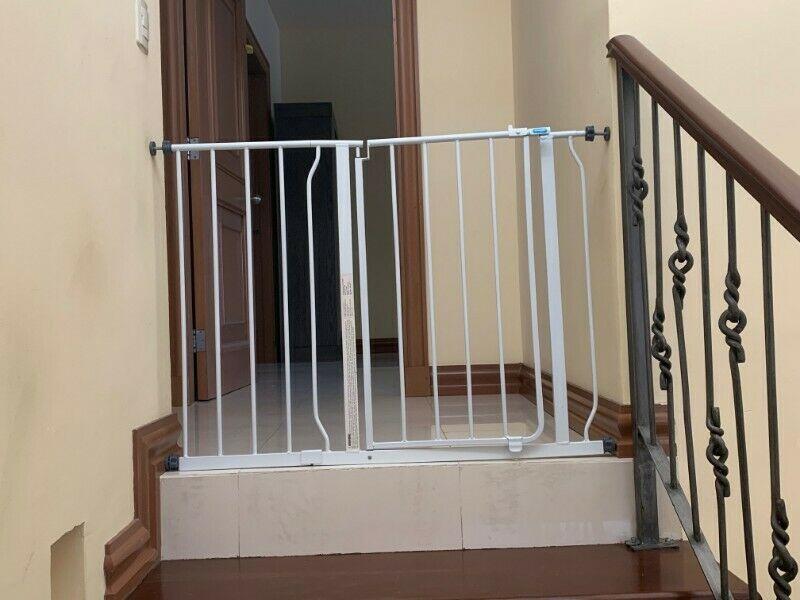 Puerta de seguridad para Ninos - en empaque original - 2