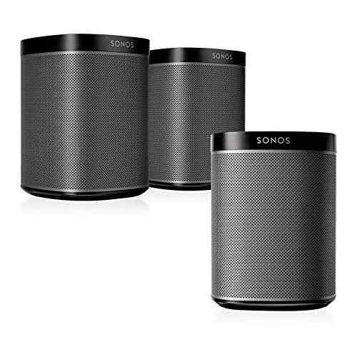 Sonos Play: 1 Paquete De Sistema De Música Digital Para