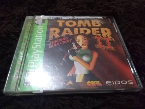 Tomb Raider Ii Ps 1