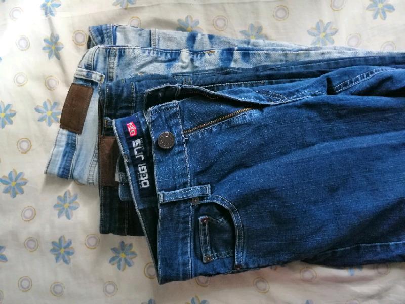 pantalones skinny poco uso