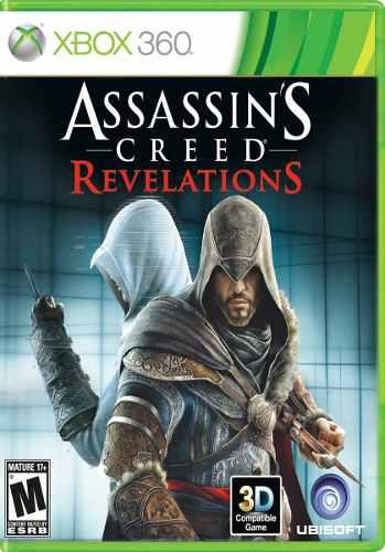 Assassins Creed Revelations Xbox 360 Igamers