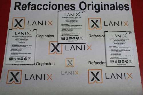 Batería Lanix Para Ilium M3 100% Original Con Garantia