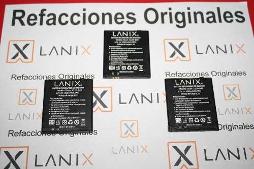 Batería Lanix Para Ilium X120 100% Original Con Garantia