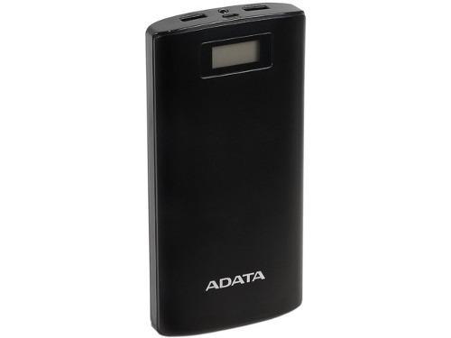 Batería Portátil Recargable Y Linterna Led Adata Ap20000d