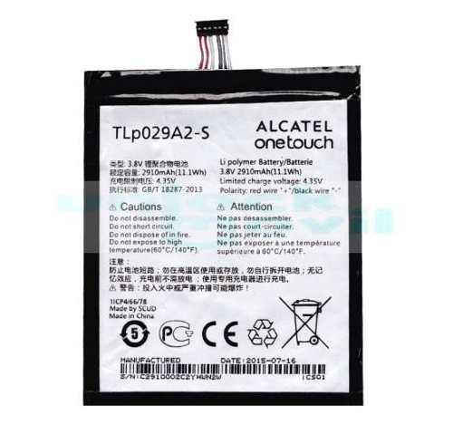 Bateria Pila Alcatel Idol 3 5.5 Ot6045 6045 Nueva 2910 Mah