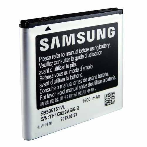Bateria Samsung Galaxy Advance I9070 Nueva 1500 Mah Pila