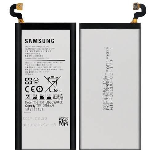 Bateria Samsung Galaxy S6 Flat G920f G920 2550mah - Calidad