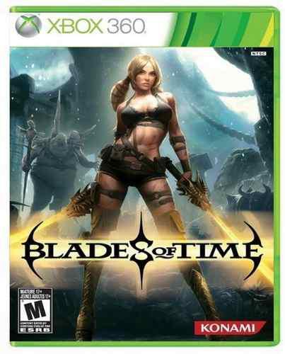 Blades Of Time Xbox 360 Nuevo Y Sellado Juego Videojuego