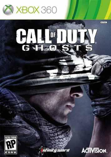 Call Of Duty Ghosts Nuevo Xbox 360