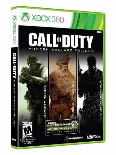 Call Of Duty: Modern Warfare Collection Xbox 360