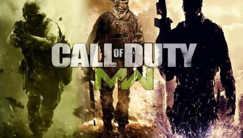 Call Of Duty Modern Warfare Trilogia Xbox 360