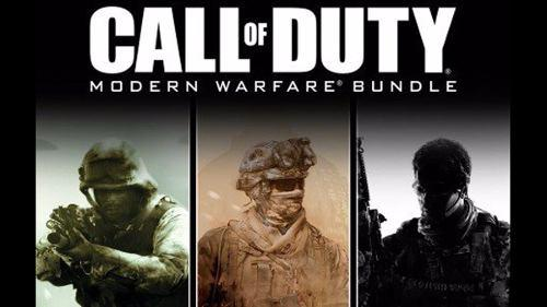 Call Of Duty Mw 1, 2, 3 Xbox 360 Remate!! Leer