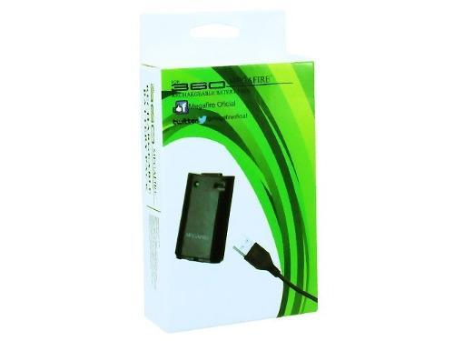 Carga Y Juega Para Control De Xbox 360 Bateria Y Cable V8