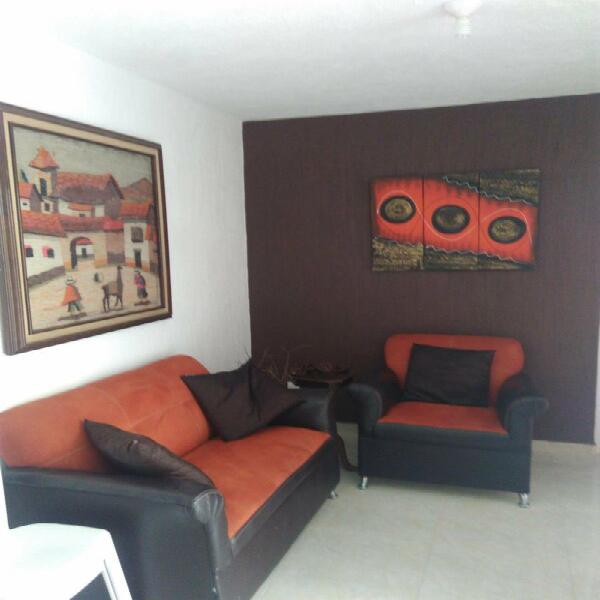 Casa amueblada 3 recámaras a 15 minutos de Nuevo Vallarta