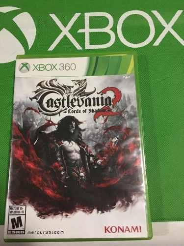 Castlevania Lords Of Shadow Juego Para Xbox 360