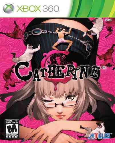 Catherine Xbox 360 Nuevo Y Sellado Juego Videojuego