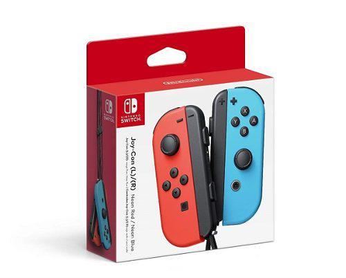 Control Joy Con Nintendo Switch Neon + 2 Correa Envio Gratis