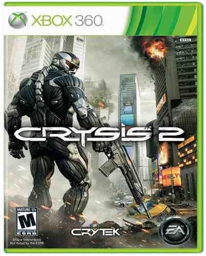 Crysis 2 Xbox 360 Nuevo Y Sellado Juego Videojuego