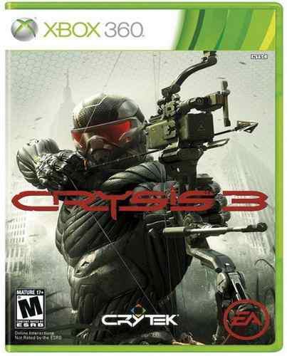 Crysis 3 Xbox 360 Nuevo Y Sellado Juego Videojuego
