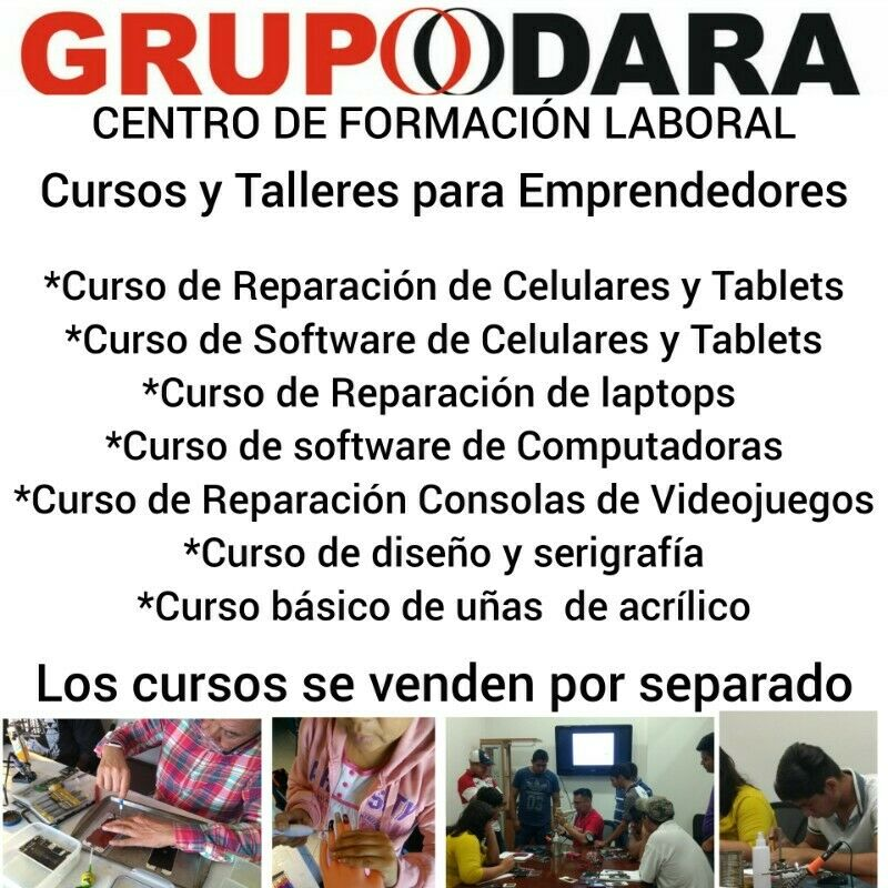 Curso de reparación de celulares y tablets