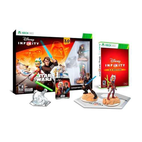 Disney Infinity 3.0 Starter Pack Star Wars Xbox 360 Nuevo!