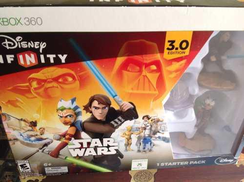 Disney Infinity Star Wars 3.0 Starter Pack. Xbox 360