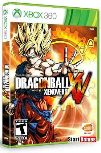 Dragon Ball: Xenoverse::. Para Xbox 360 En Start Games
